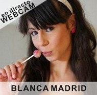 Blanca Madrid Webcam