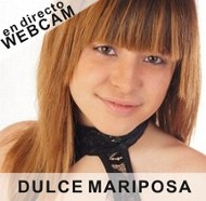 Dulce Mariposa Webcam